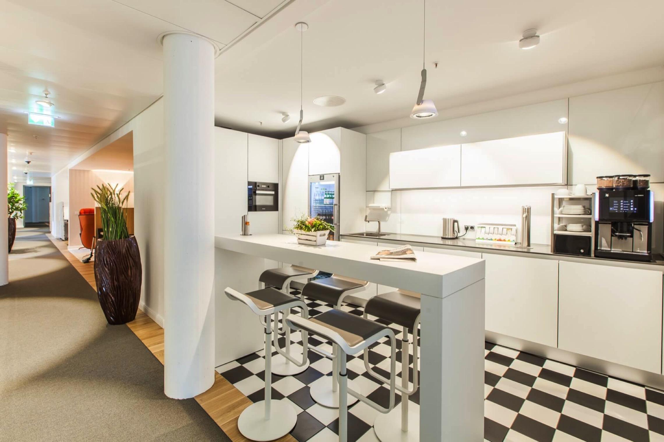 Europakontor Hamburg Kuche 1 Office Inspiration