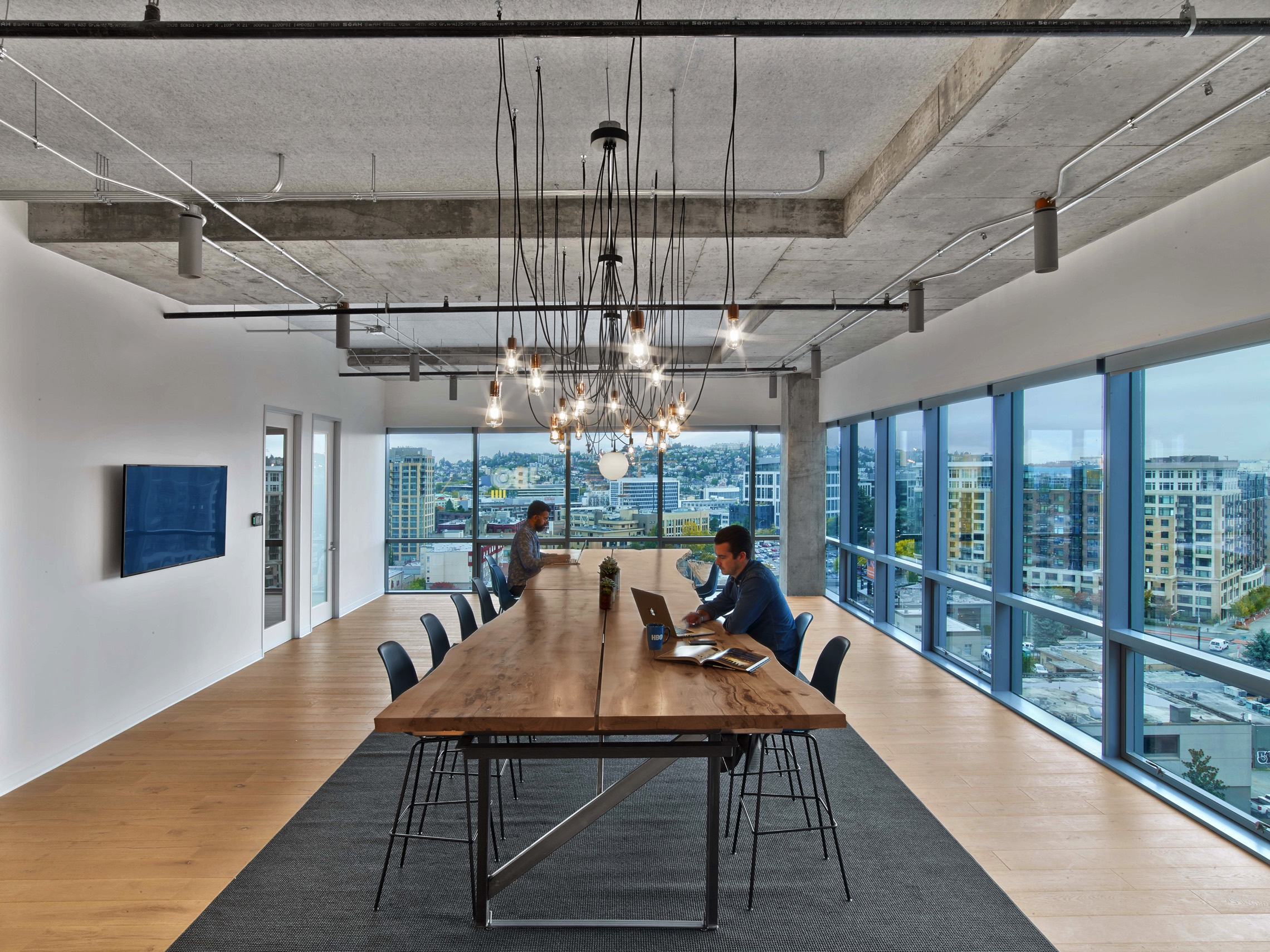 HBO, Seattle - Office Inspiration