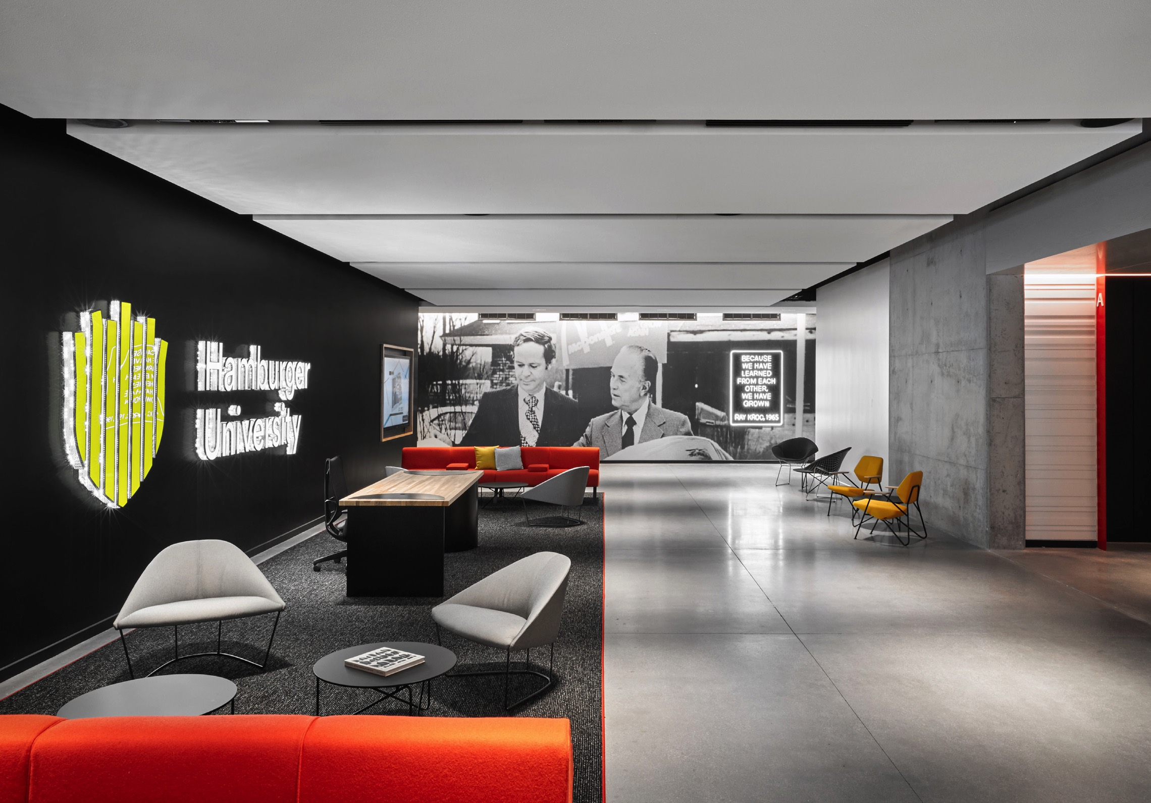 Mcdonalds Chicago Office Inspiration