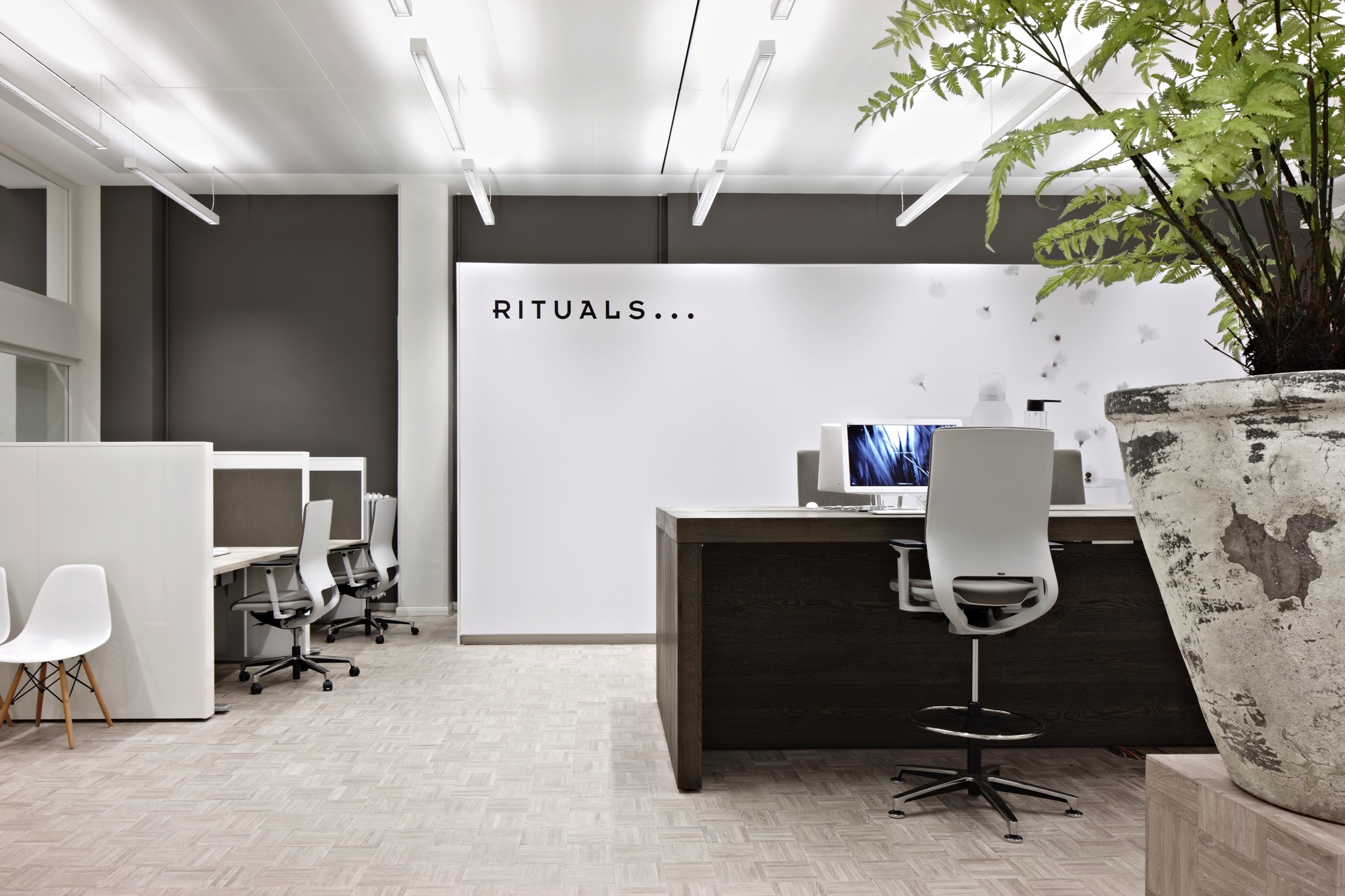Rituals, Amsterdam - Office Inspiration
