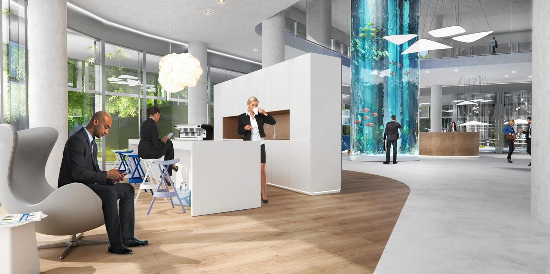 Csmm Architecture Matters Office
