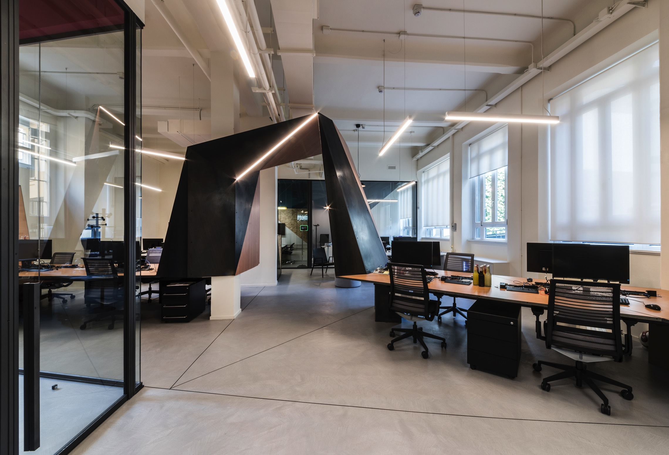 red bull corporate office. Credits: Red Bull Corporate Office