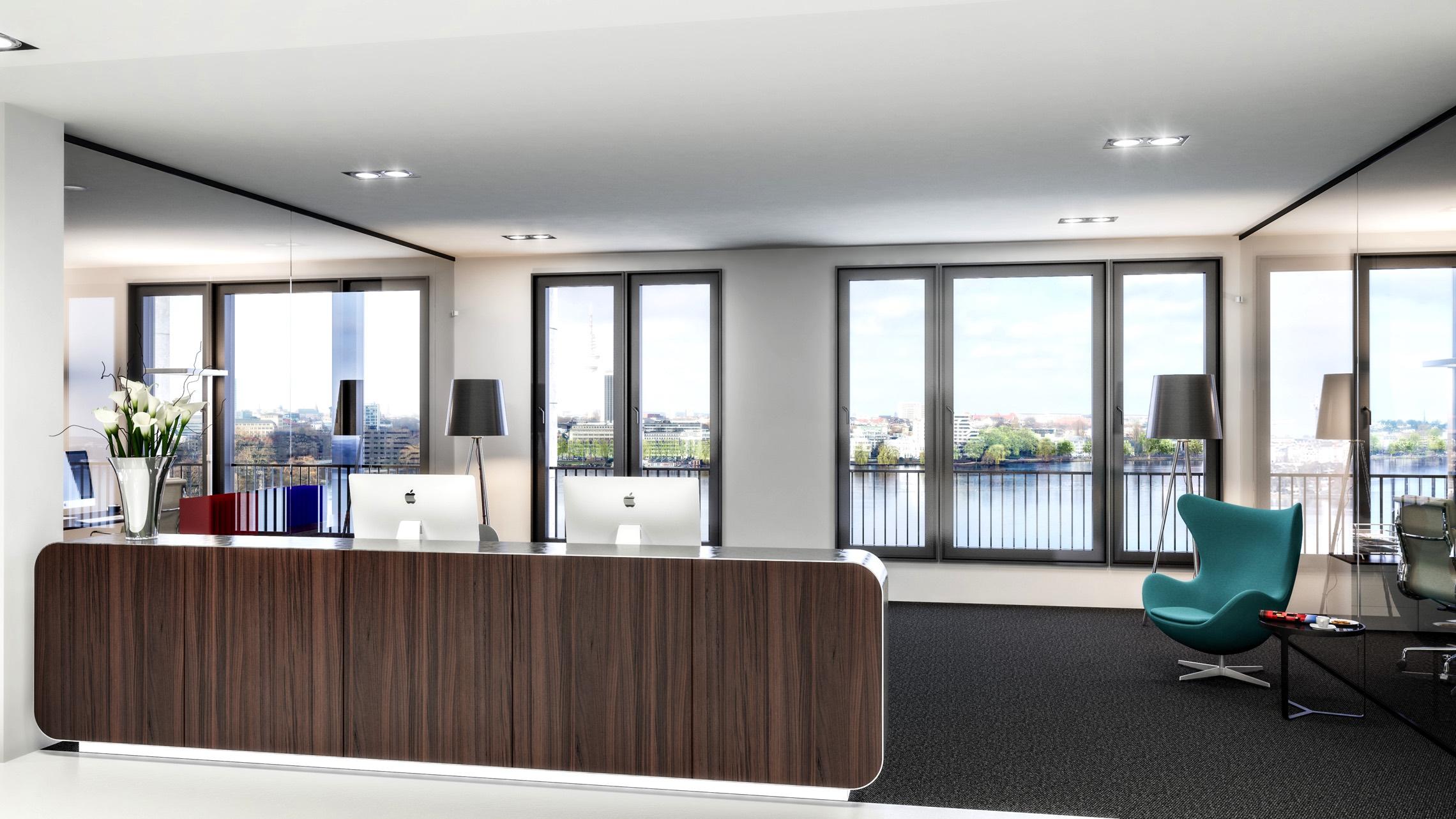Alstercampus Office Inspiration